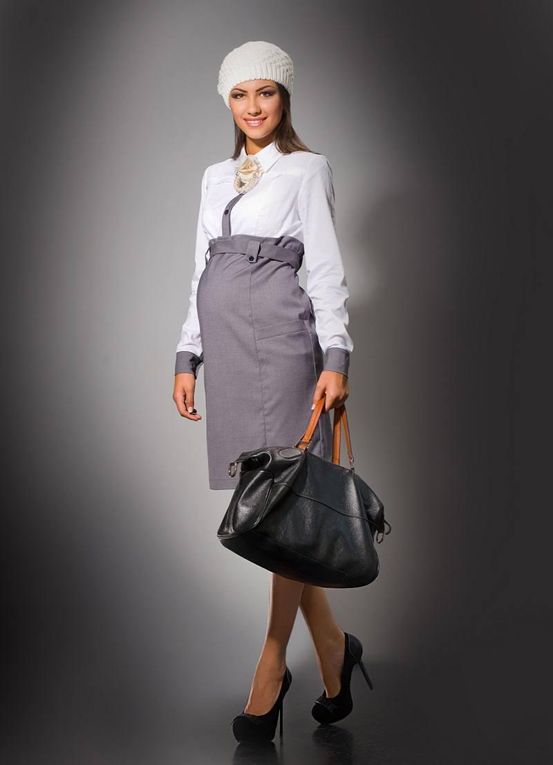 4d4db3a3b1f564f Основными элементами офисного лука для беременных считаются платья  различных фасонов, строгие классические брюки с поясом придерживающим  живот, ...
