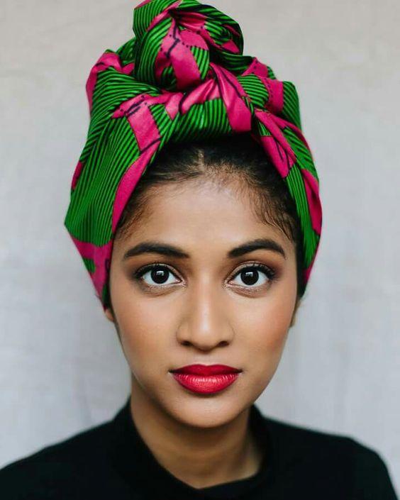 повязать платок на голову красиво фото даже традиционный весенний