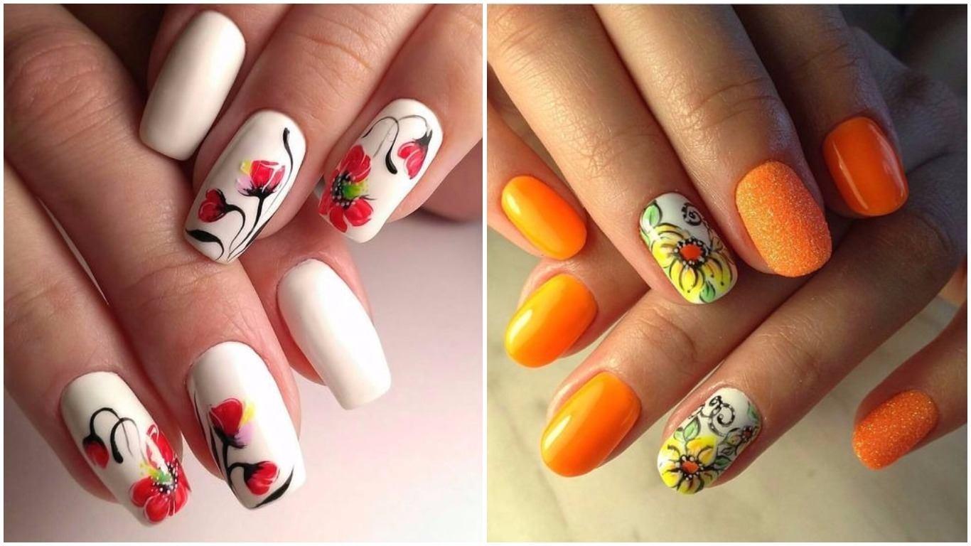 23 модных новинок: Маникюр и дизайн ногтей Весна - Лето 23
