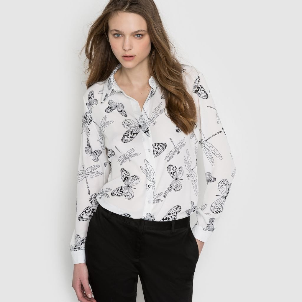 a245ddf8973 100 модных новинок  Женские рубашки и блузки 2018 - тренды с фото