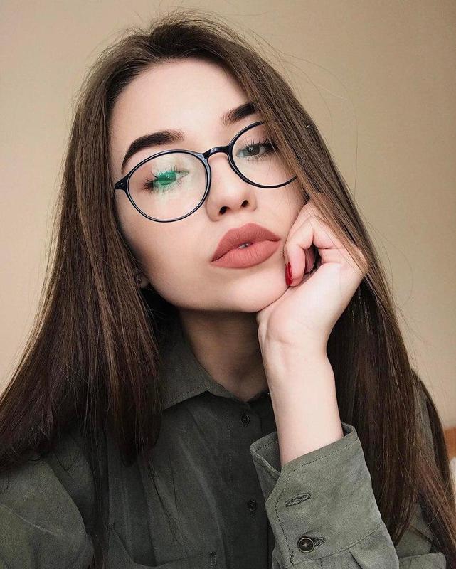 8786306874ac 100 модных новинок: Женские очки для зрения и оправы 2018 на фото