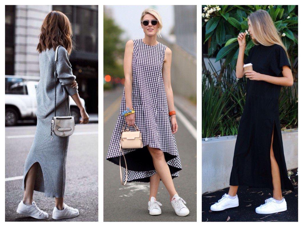 С Какой Обувью Носить Платье