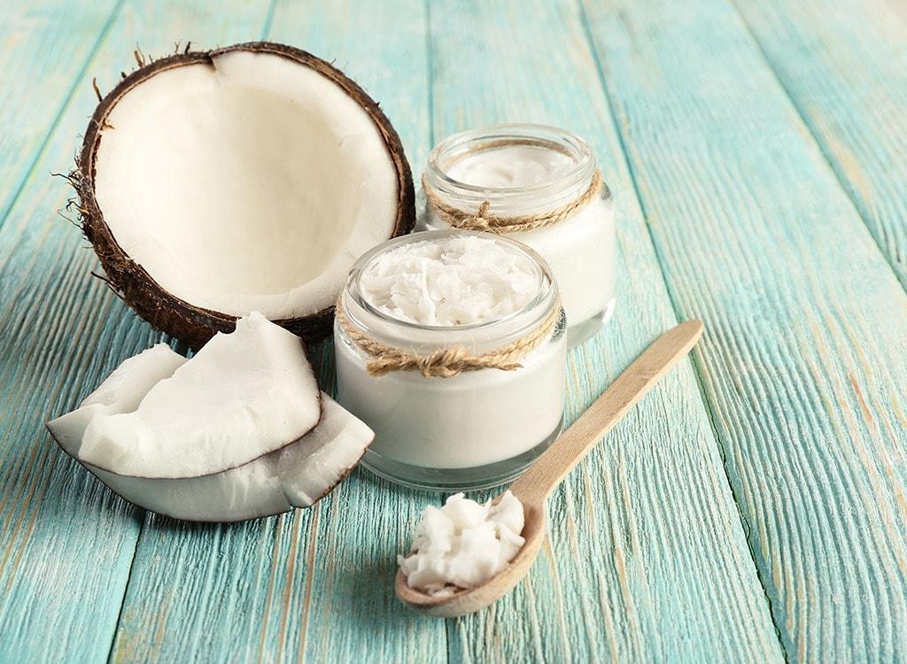 понедельник, кокосовое масло красивая картинка самом деле