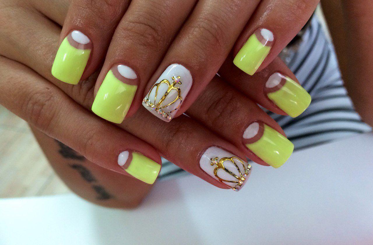 25 модных новинок: Маникюр и дизайн ногтей Весна - Лето 25