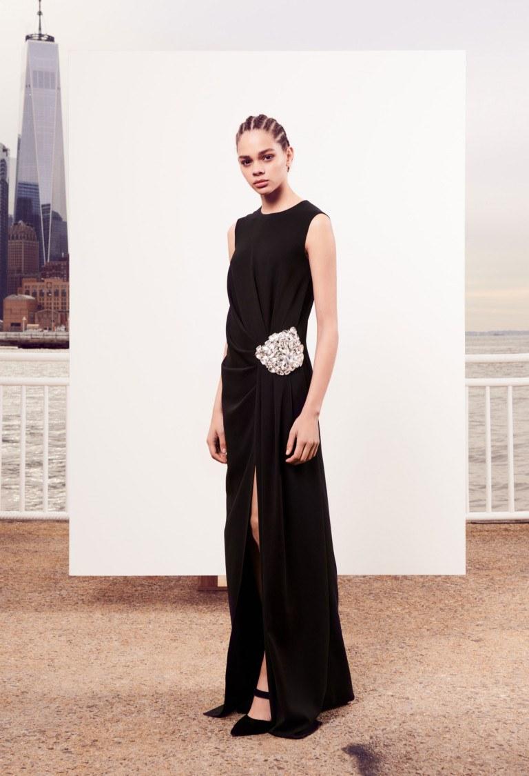 87efd15a43c Звездное черное платье для вечеринки в мегаполисе  беспроигрышные варианты  2018 года