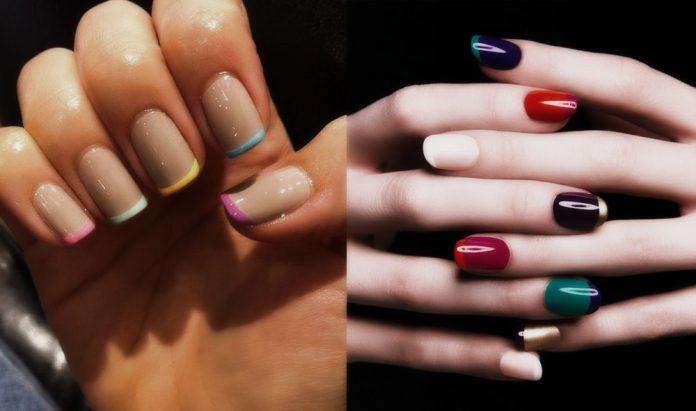 Идеи формы ногтей