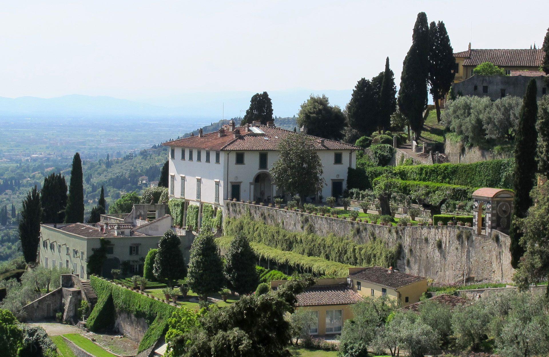 Дома в италии медичи фото