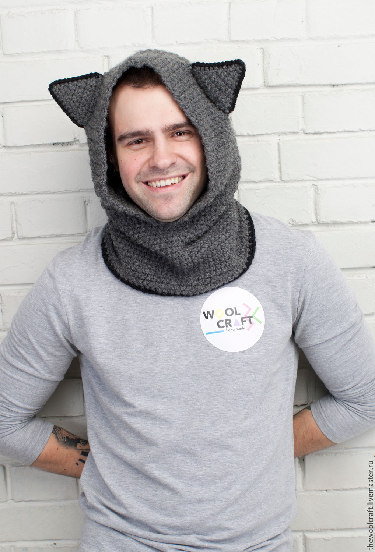 мужская шапка с ушками картинки выбрали самые неожиданные