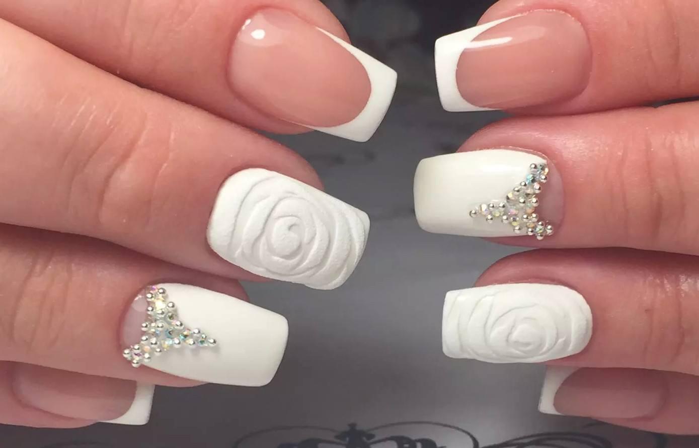 24 модных новинок: Форма ногтей 24 - тенденции дизайна на ...