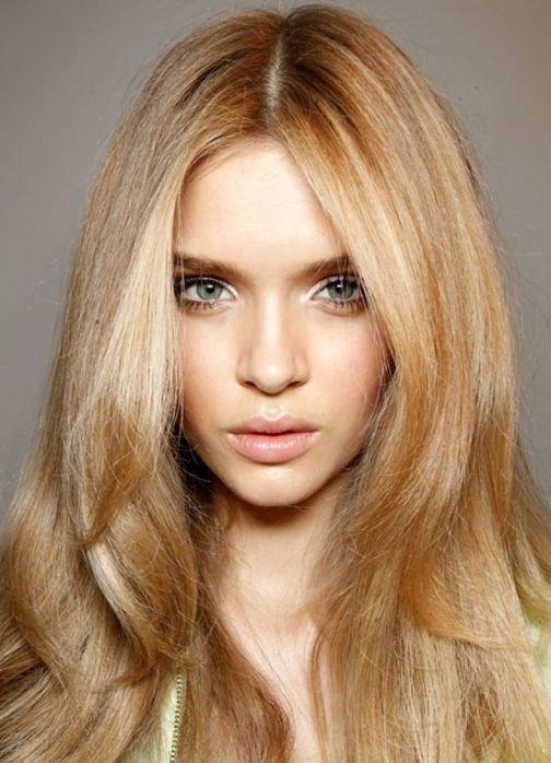 -1 Светлый цвет волос (50 фото) — Оттенки, краска, уход