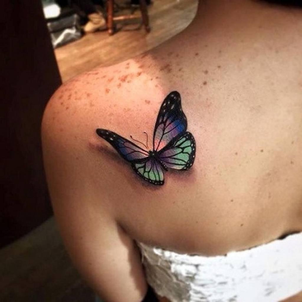 Бабочка тату значение - смысл, история и фото татуировки