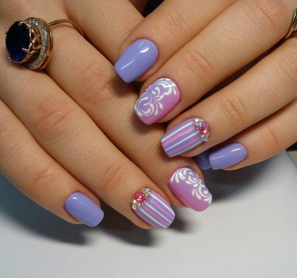 можно осознавать рисунки на ногтях фото шеллак легко комбинируются