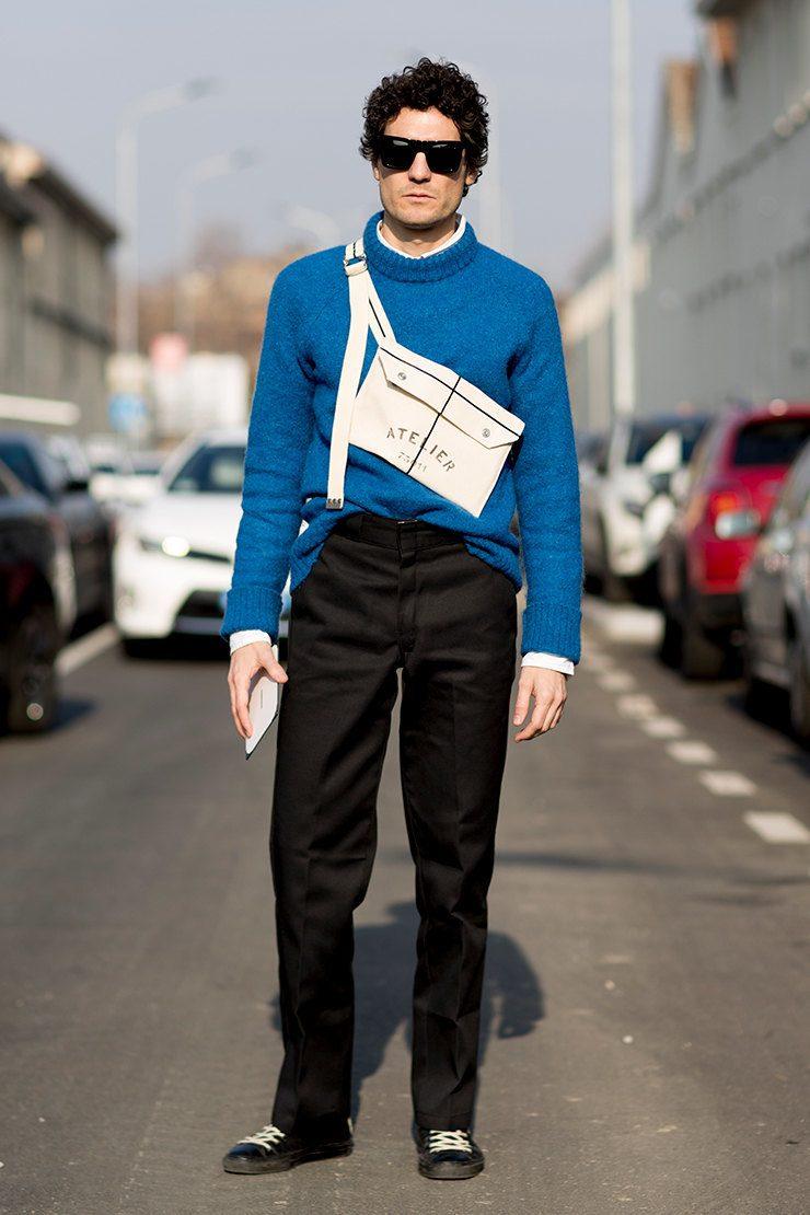 a9a5a380ceb Главные тренды мужской моды определяются на выставке моды Pitti Uomo 92