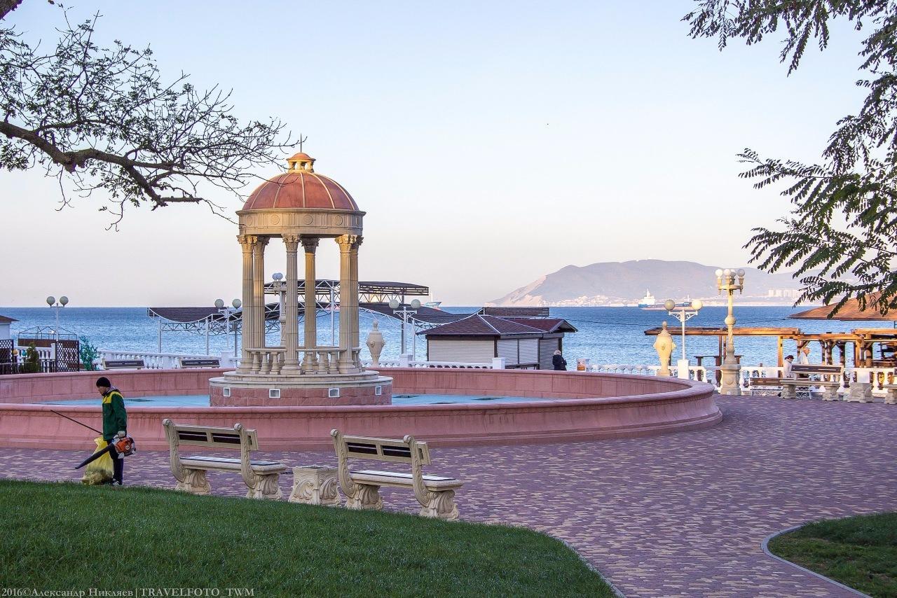 Все об отдыхе в Геленджике : отели, цены, пляжи, транспорт