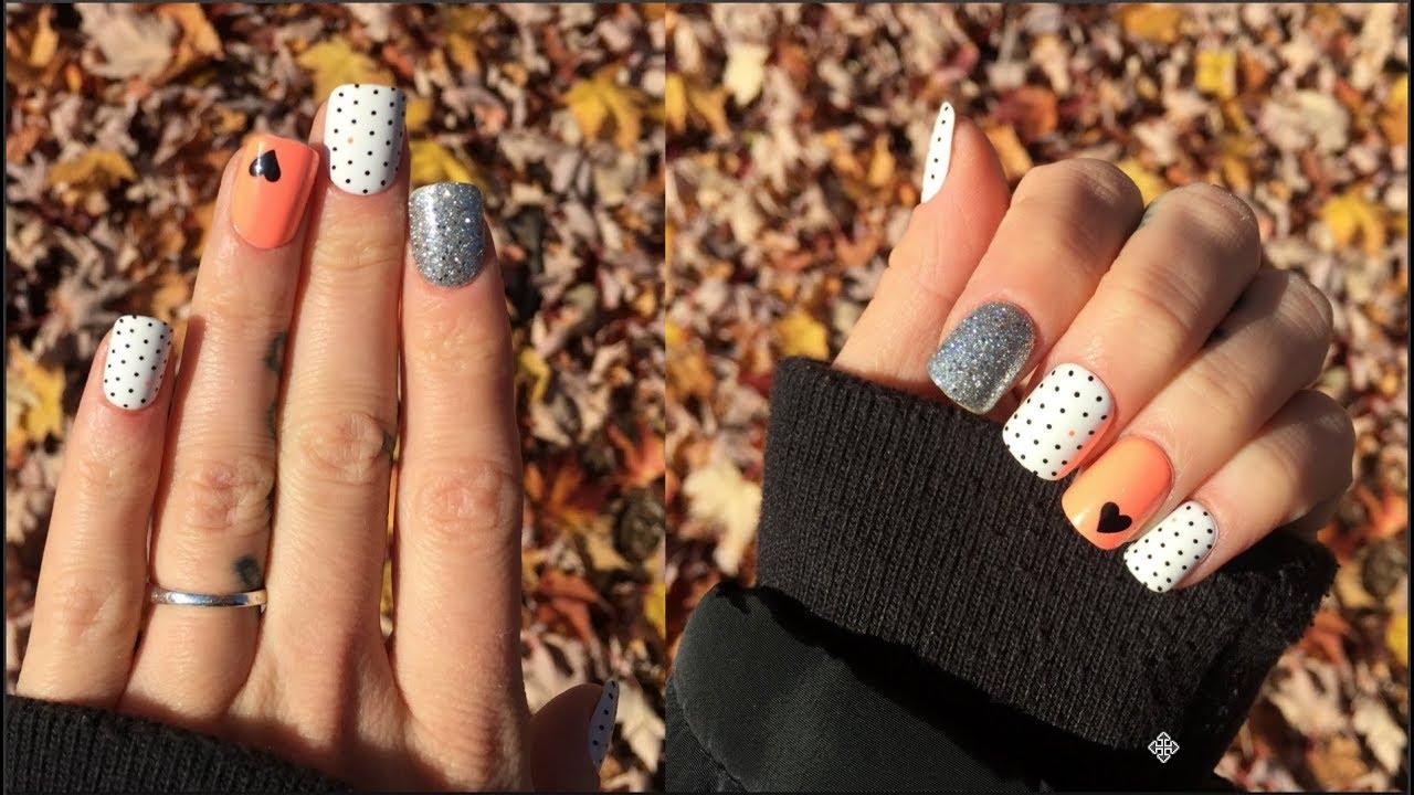 Как клеить накладные ногти правильно в домашних условиях