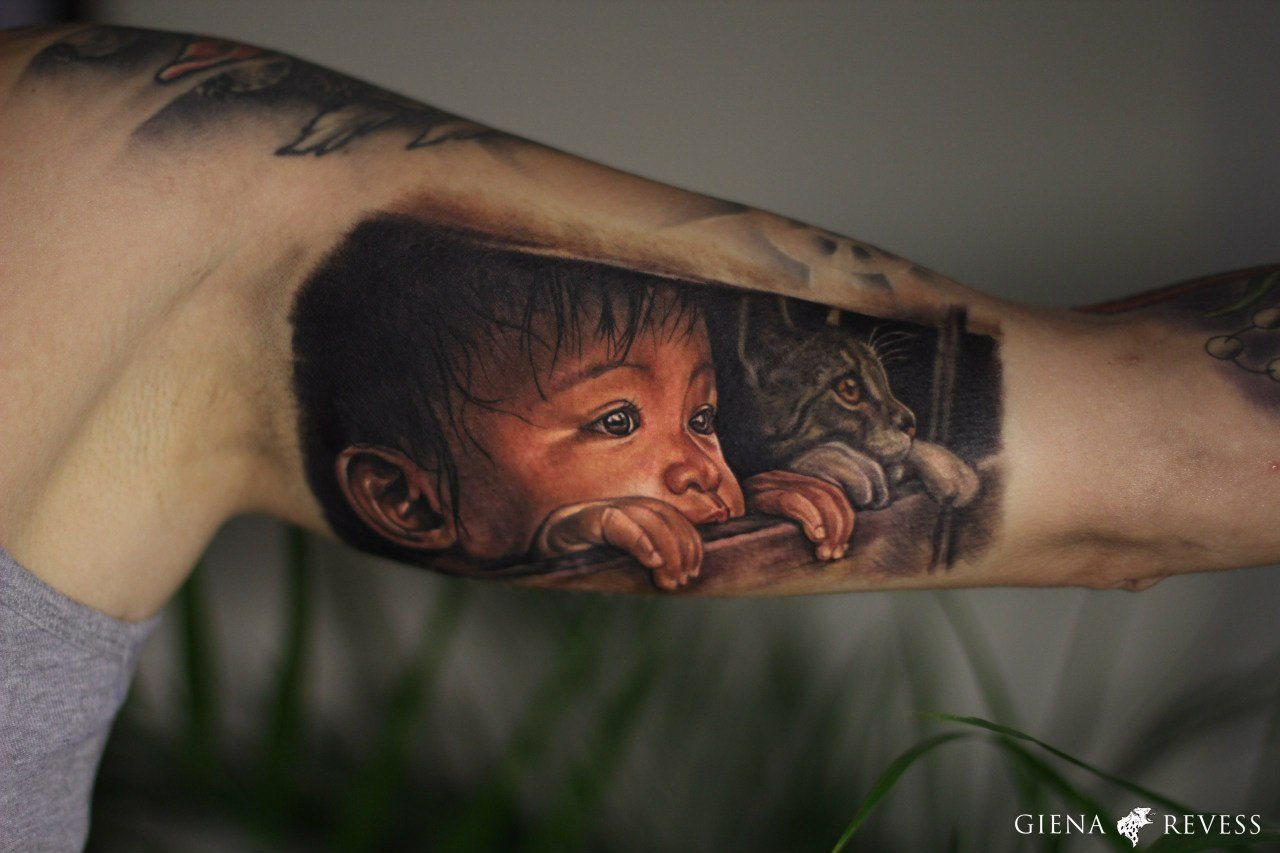 3d tattoos that will shock and amaze you! tattooeasily - 640×640