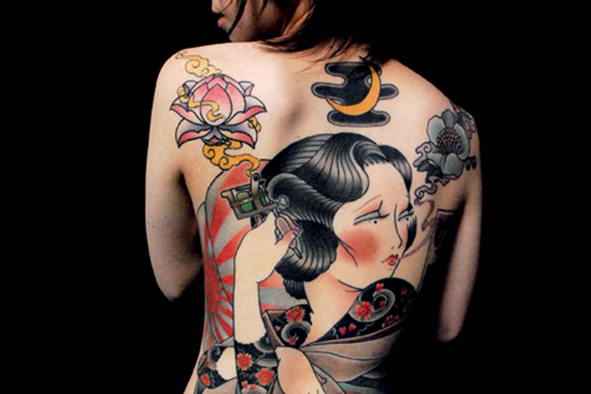 Картинки всех видов татуировок