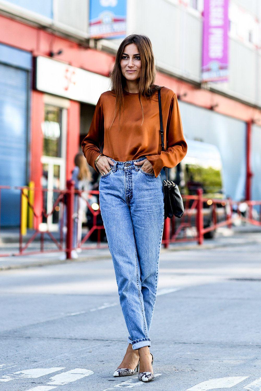 a807709927bb Модные джинсы ЛЕТО 2018: 100+ новинок, тенденции и тренды фото