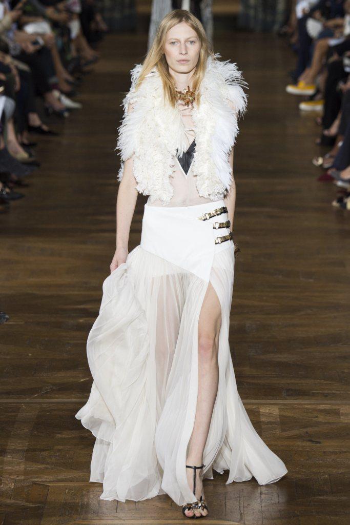 Фото прозрачные белые юбки — 4