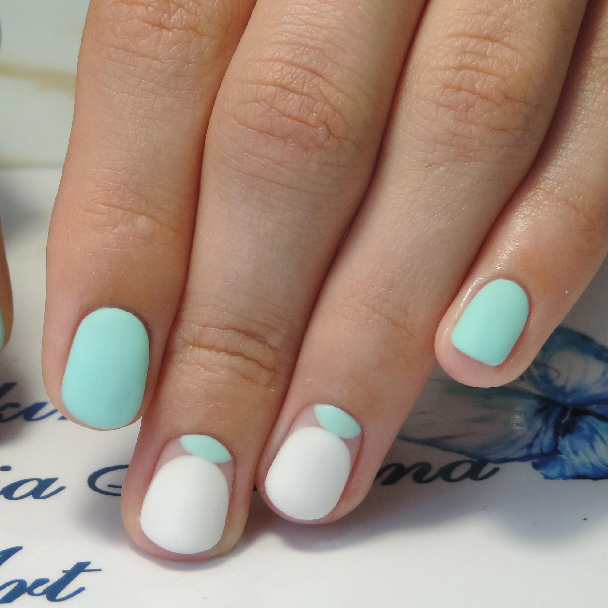 Модный тенденции нэйл-арта: Нежный маникюр весна-лето 2018