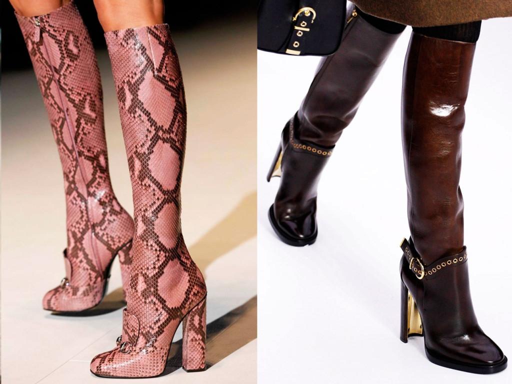 c9ce540b2581 Модная женская обувь ОСЕНЬ 2018: 100 новинок, тенденций на фото