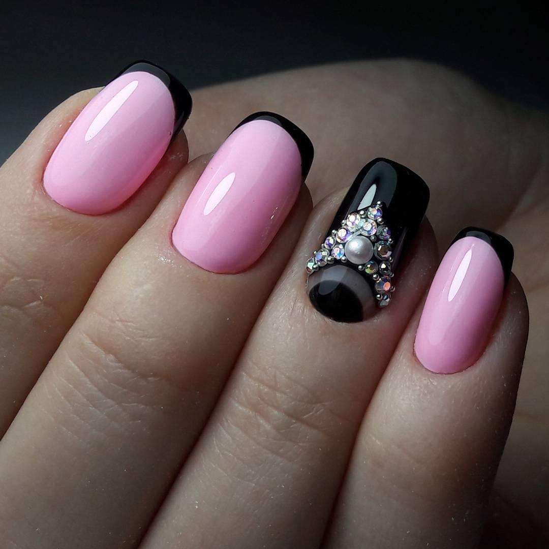 Самые новые фотографии ногтей гель лаком