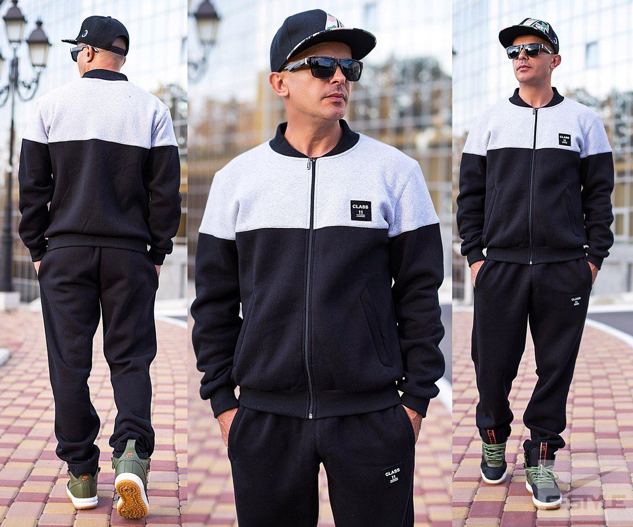 Спортивные костюмы также отлично вписываются в кэжуал стиль, создавая  комбинации из джинс и тренировочных кофт, спортивных штанов и кардигана. 5dedebe8a81