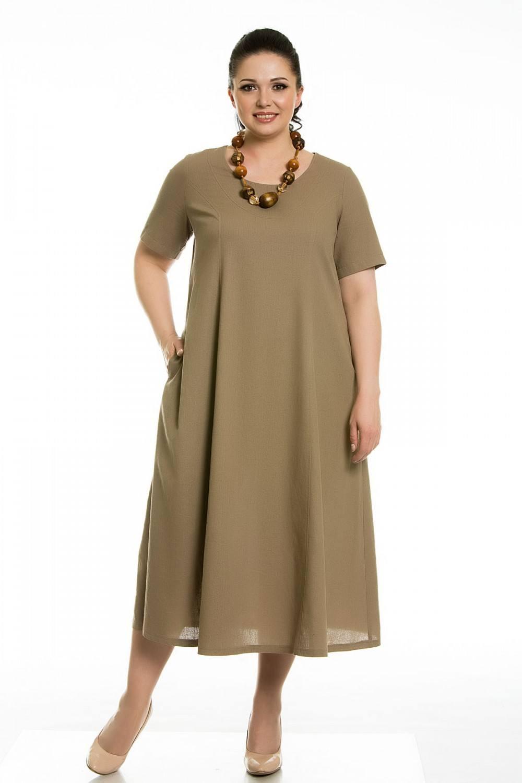 0cde0ed2d85c A-line kjole er det hyppigste valg af fulde damer. Beslutningen er stort  set berettiget. Den frie snit af stil masker indlysende fejl i figuren