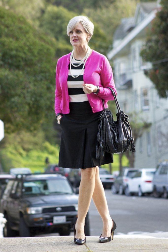 Элегантные дамы в юбках