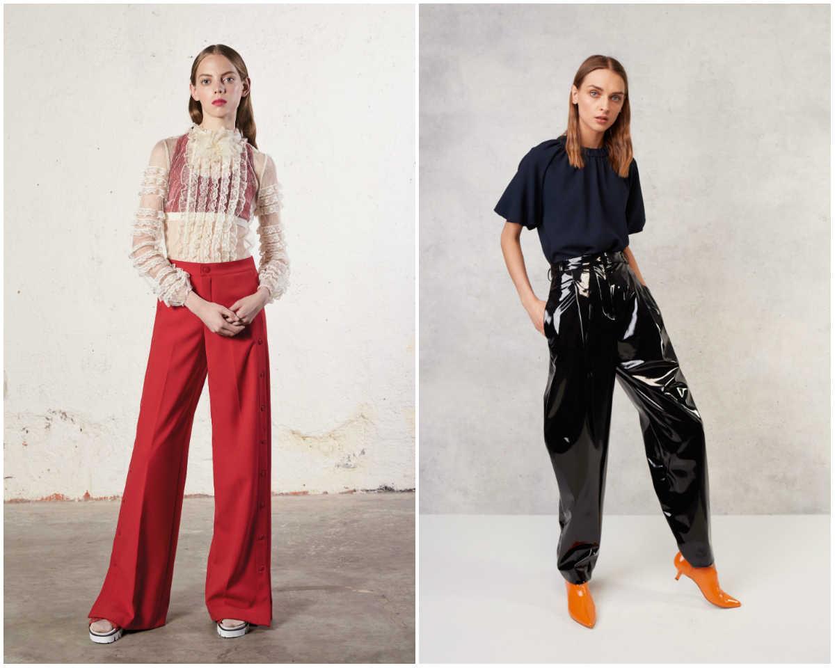 05d12279e03f Модные женские брюки ЛЕТО 2018  100 лучших трендов и тенденций