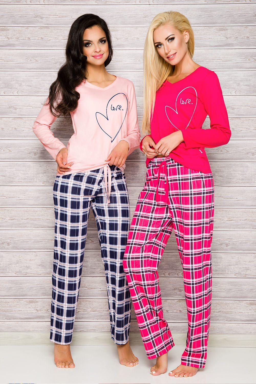 Модные женские пижамы  100+ стильных фасонов для уютного отдыха ebd4c8da59a99