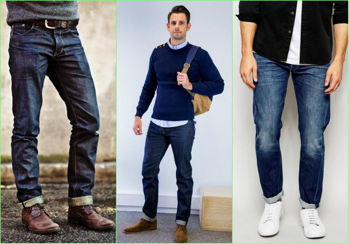 36409af8a10 С джинсами сочетается практически любая одежда и обувь. Это поистине  незаменимая одежда как в мужском