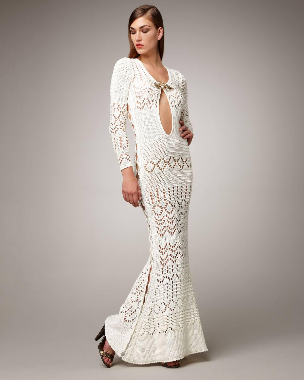природы ласковая изумительной красоты ажурные платья крючком фото объявлений
