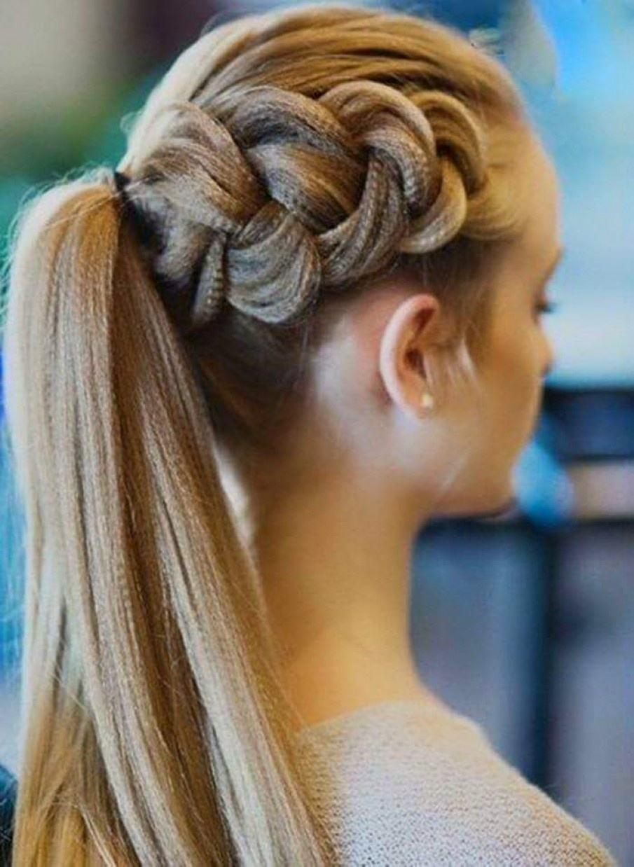 Причёски с косами — в яндекс.коллекциях.