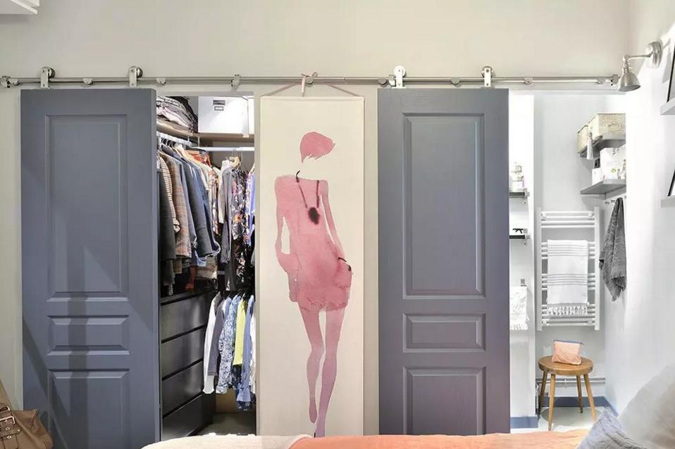 дизайн гардеробной комнаты 100 лучших идей организации на фото