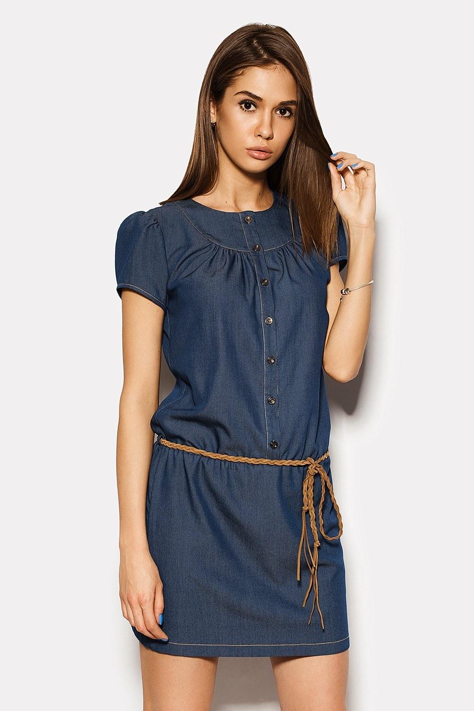 cb27c1f1baa Джинсовое платье  100 стильных идей