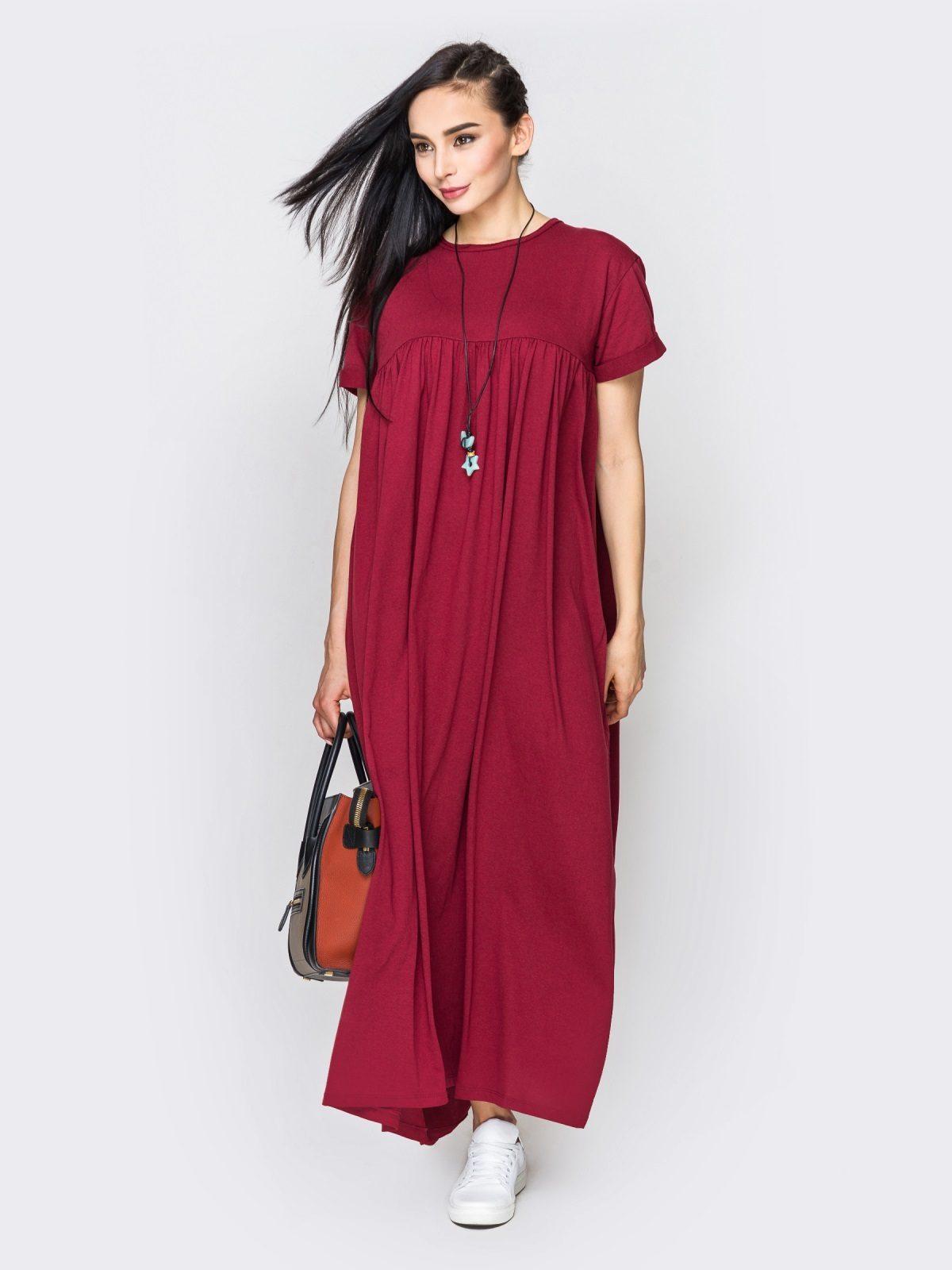 55af4a916f7 Модные трикотажные платья  100+ стильных идей