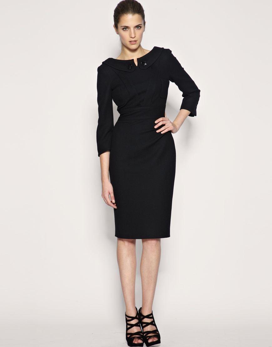 Robes De Bureau A La Mode 70 Styles Elegants Pour Une Femme D Affaires Confetissimo Blog Femme