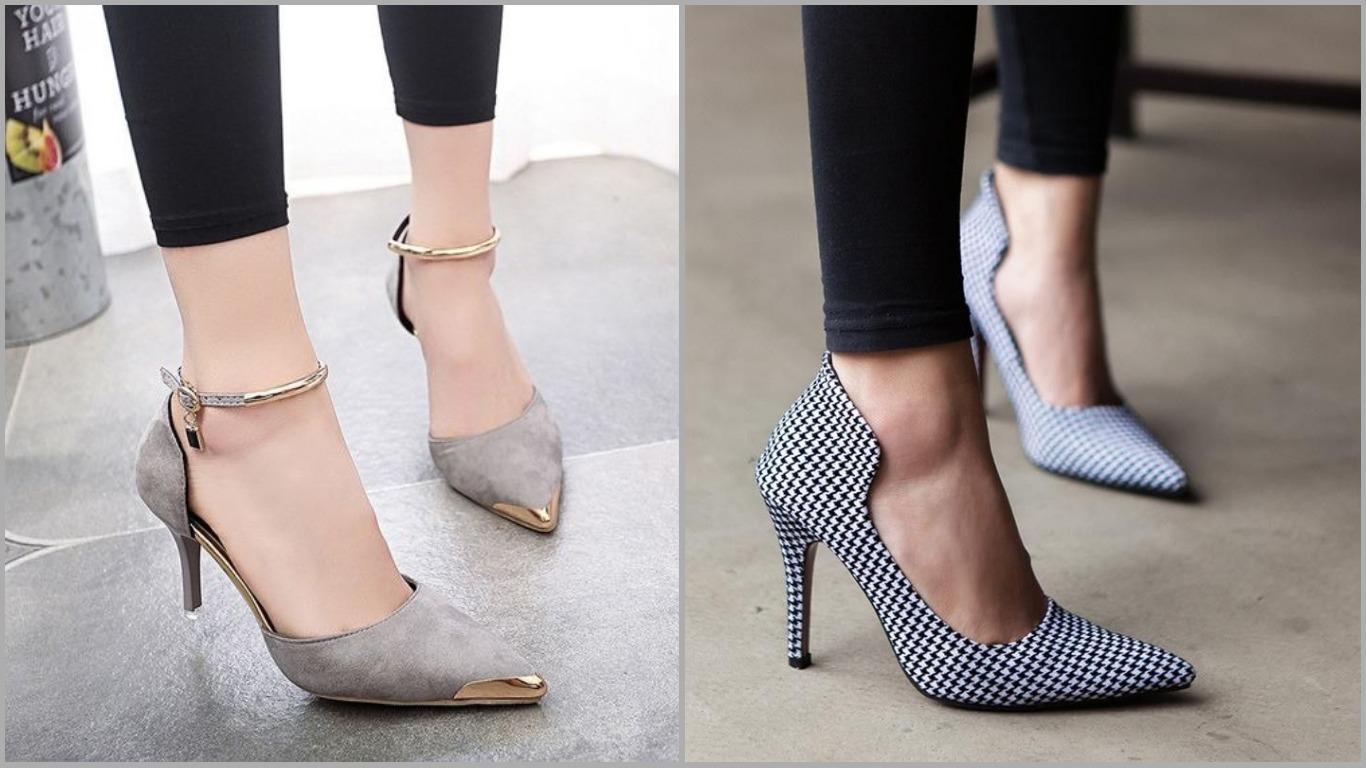 Модные тренды женских туфель на 2019 год