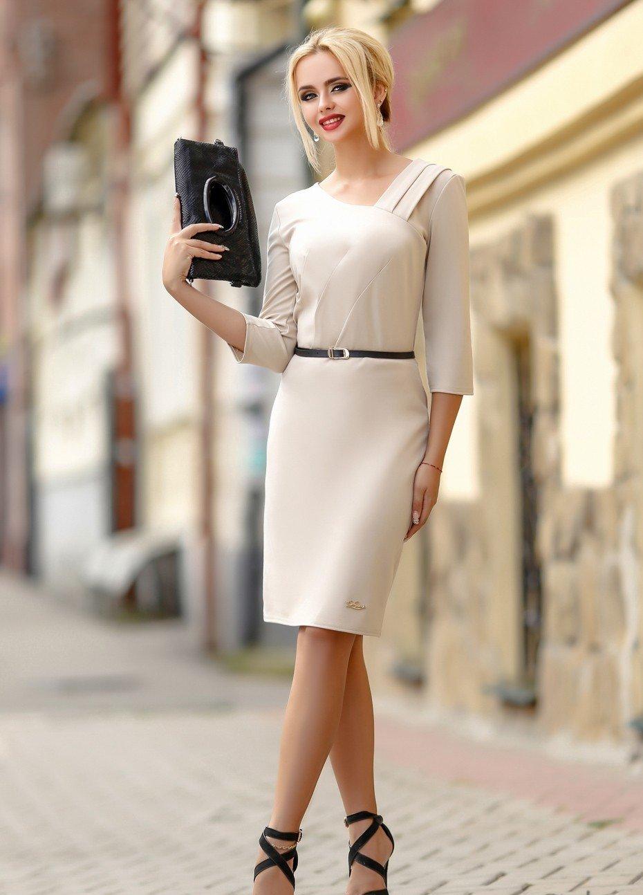 Модели платьев для работы в офисе подиум лайф