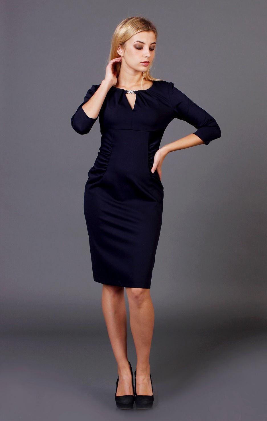смотреть картинки платья для офиса