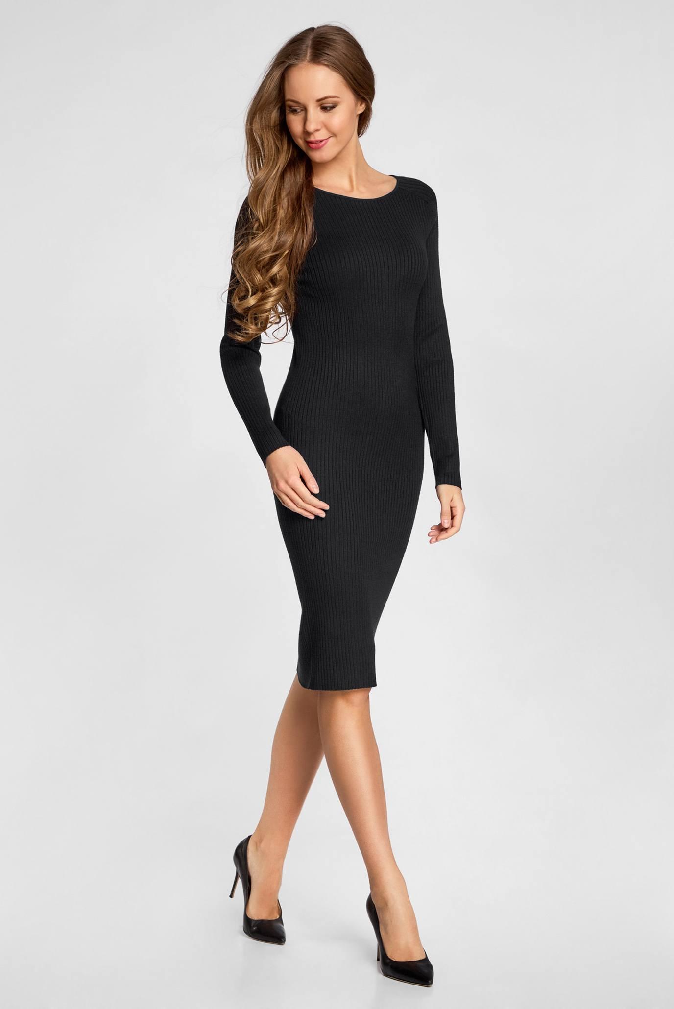 1d358a1a1fb Модные трикотажные платья  100+ стильных идей