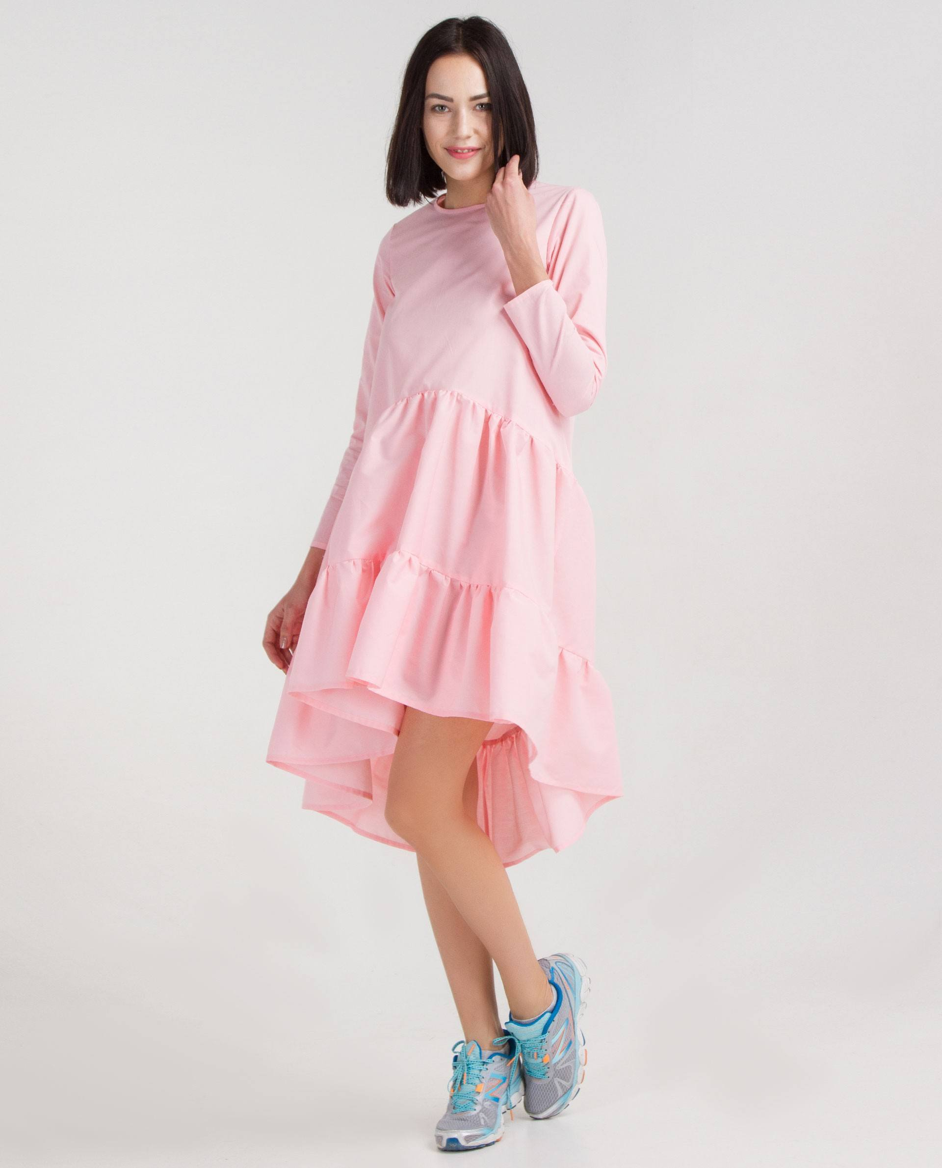 кроме модные широкие платья фото с рюшками нередко попадается многочисленных