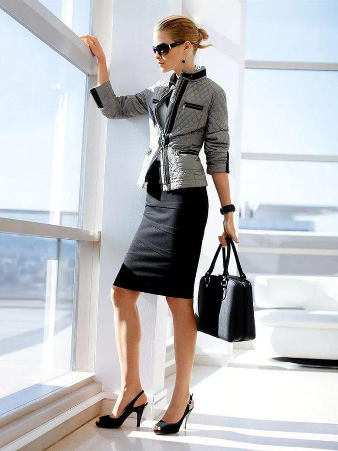 фотосессия в стиле бизнес леди собой представляет