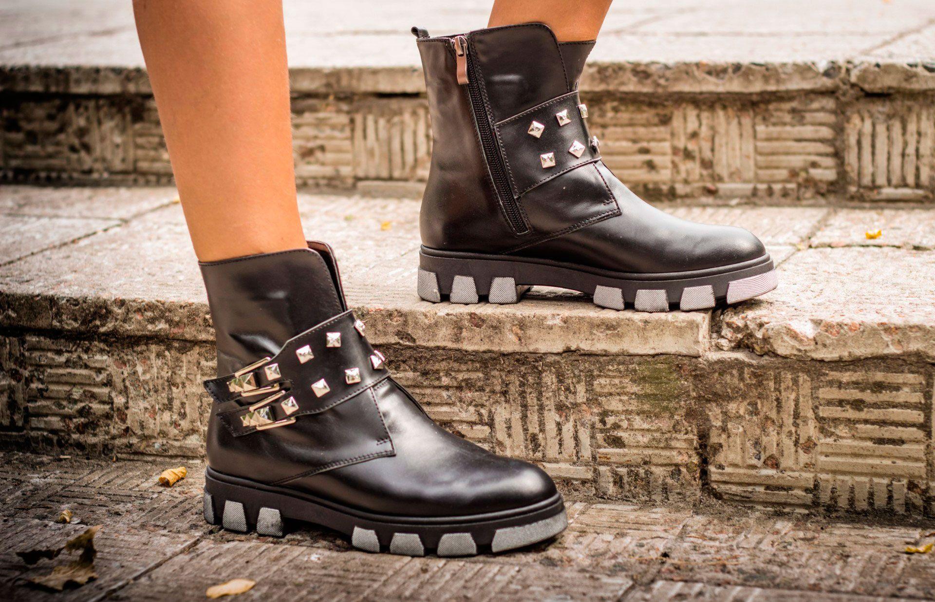 62d61aa6d436 100 стильных трендов: Модные женские ботинки 2019, новинки на фото