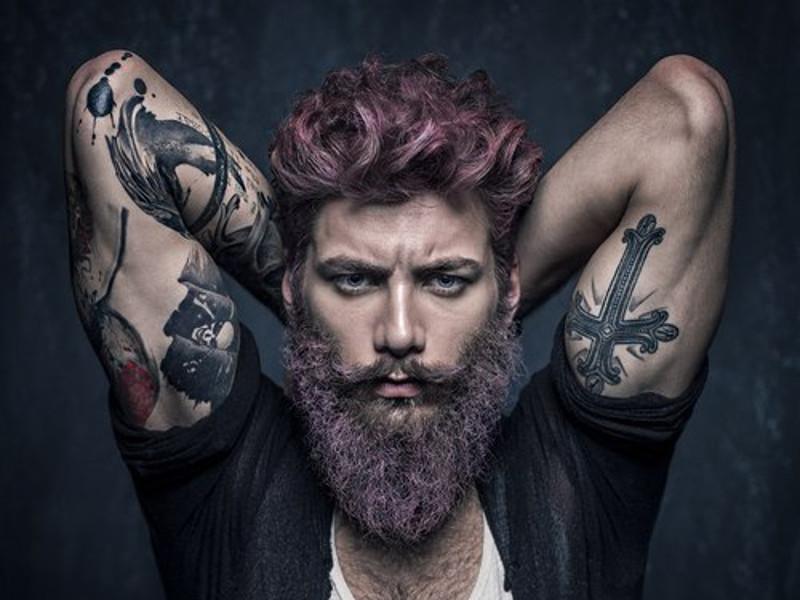 мужская тема в тату
