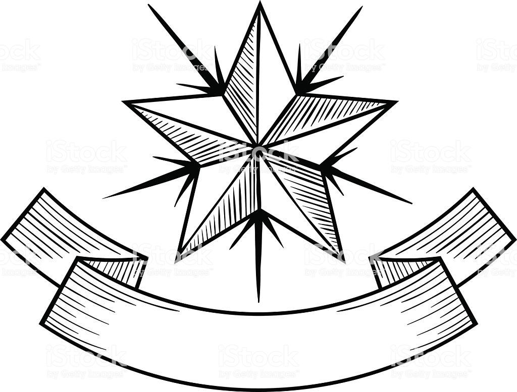 эскиз рисунка на запястье