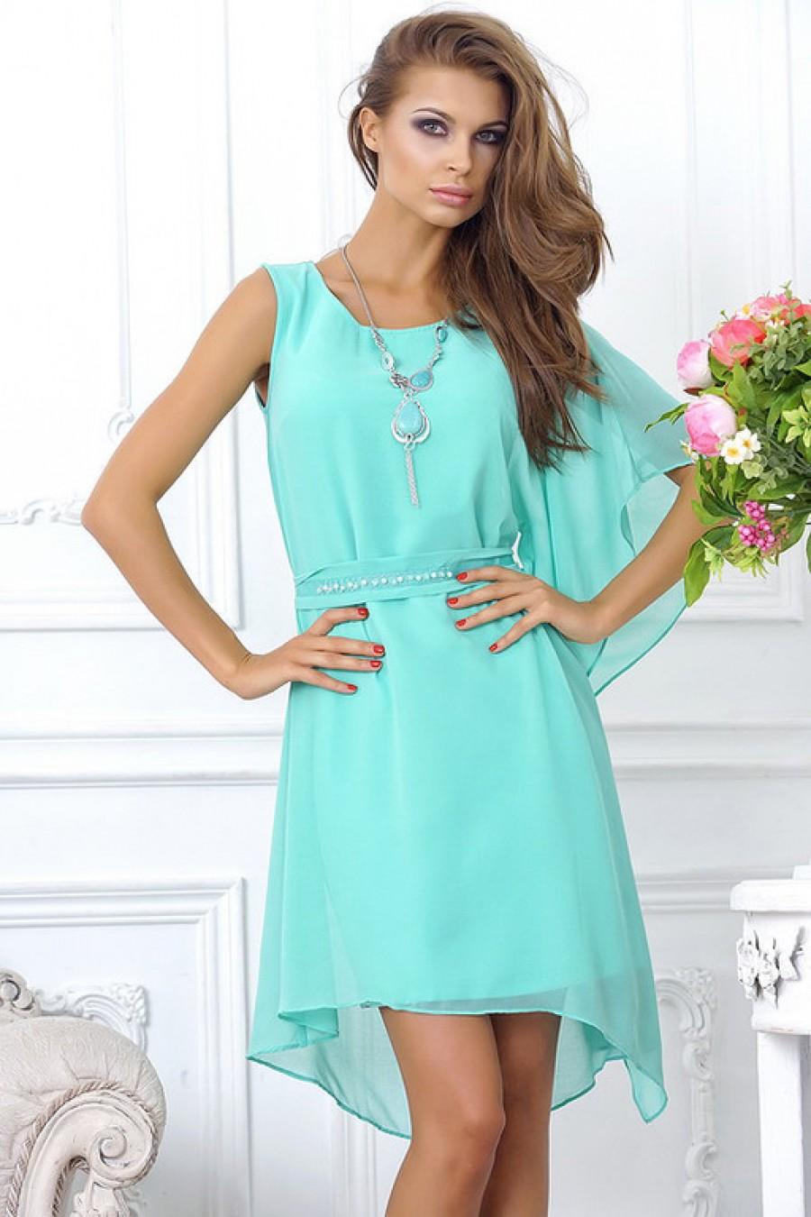 этого картинки красивые платья бирюзового цвета можем проследить
