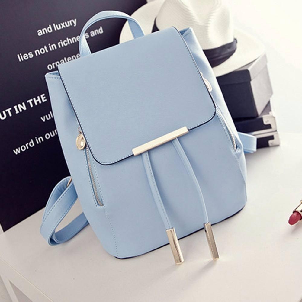 5303d475534a Модные рюкзаки для школы: 100+ вариантов стильных изделий на фото