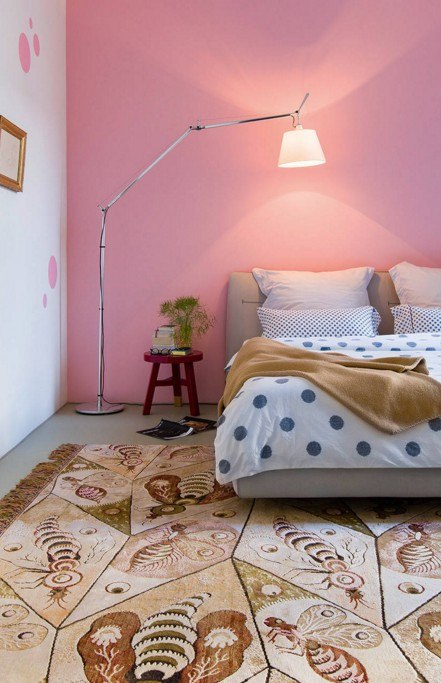 Styl I Przepych Różowa Sypialnia Dla Prawdziwych Fashionistek